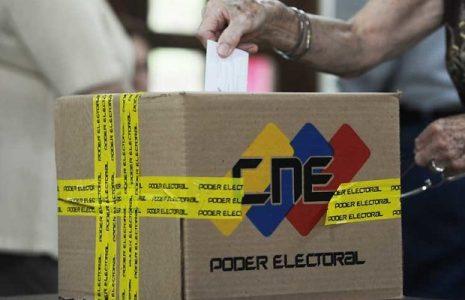 Venezuela. La abstención como punta de lanza para nuevos ataques