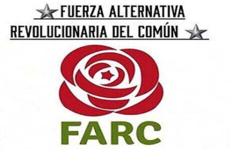 Colombia. Otro punto de vista por las desavenencias en el partido FARC