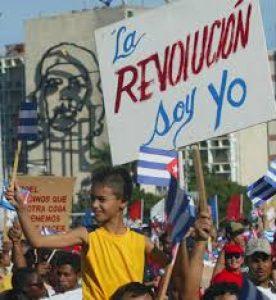Cuba. Tiene dos desafíos, uno más importante que el otro