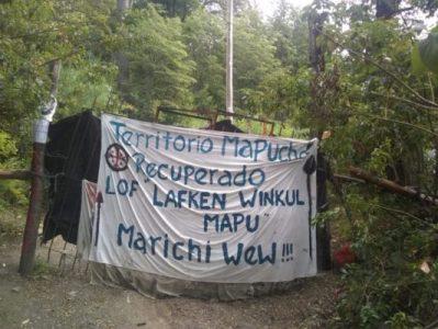 Nación Mapuche. Exigen garantía de derechos sobre la tierra