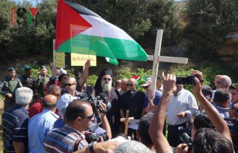 Palestina. 17 grupos cristianos piden a Biden que cambie la política de EEUU con Israel. 'Los palestinos cristianos sufren la ocupación israelí'