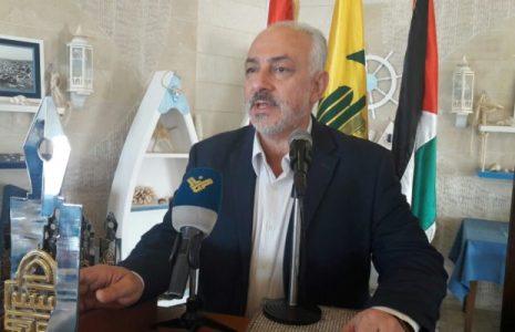 Líbano. Delegación del Frente Popular para la Liberación de Palestina – Comando General visita a Hezbolá