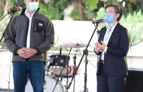 Colombia. El delincuente venezolano Leopoldo López se reunió con la alcaldesa Claudia López y Álvaro Uribe