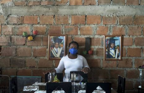 Colombia. Desplazadas por la guerra: cómo seguir viva lejos, en la miseria y sin tus hijxs