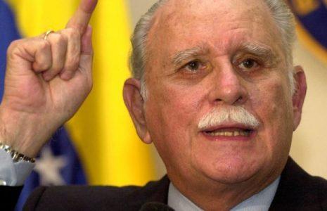 Venezuela. Desde Chile, homenaje a José Vicente Rangel