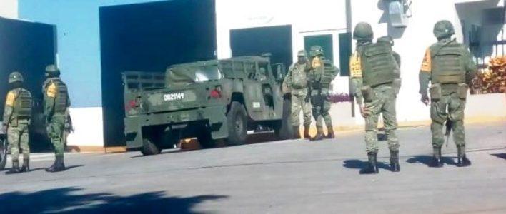 México. Denuncian presencia del ejército en termoeléctrica de Huexca