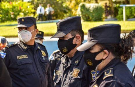 El Salvador. Director de la Policía enfrenta proceso penal por incumplimiento de deberes