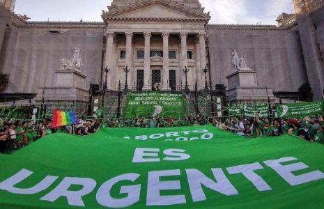 Argentina. Aborto Legal 2020: «¡Es ahora Senado!»