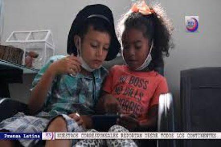 Estados Unidos. Niñxs migrantes sin acceso a educación en frontera con México
