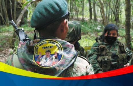 Colombia. Saludo de las FARC-EP al pueblo marginado