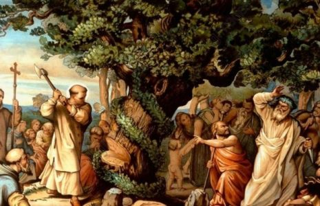 Pensamiento crítico. El hacha del santo…