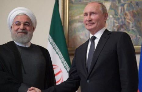 Irán. Rusia. Cooperación económica  avanza pese a sanciones de EEUU