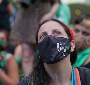 Argentina. #abortolegal: «Sale si salís» a las calles para conseguir aprovación en el Senado