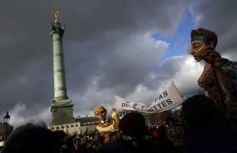 Francia. Demandan relanzamiento del sector cultural