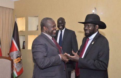 Sudán del Sur. Progresa acuerdo de paz