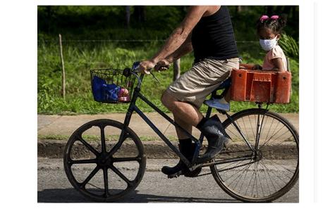 Cuba. Desigualdad: Estimaciones a partir del consumo eléctrico