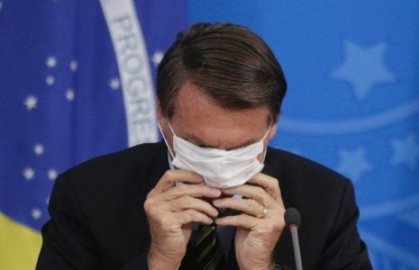 Brasil. Bolsonaro insiste en afirmar que la mejor estrategia contra la pandemia «es contagiarse el virus»