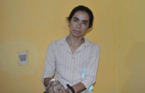 Paraguay. Urgente: Llamamiento para impedir  que torturen a Laura Villalba secuestrada por el ejército paraguayo /Es hermana de la luchadora y presa política Cármen Villalba