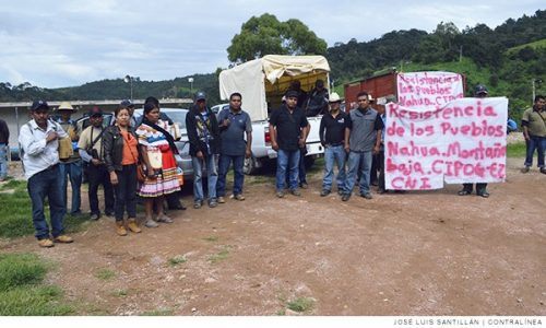 México. Están matando a los nahuas