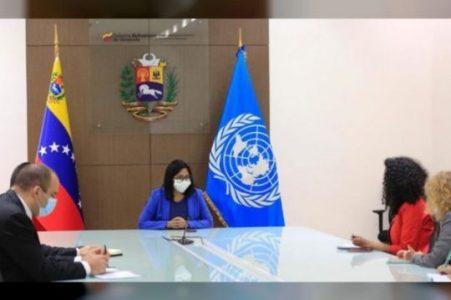 Venezuela. Denuncia ante la ONU declaraciones de Duque contra migrantes en Colombia