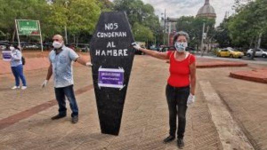 Paraguay: subocupación y desempleo llegan al 18,2% y siguen en aumento