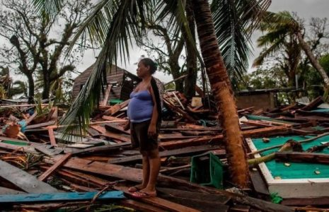 Nicaragua. Frente a huracanes y pandemias