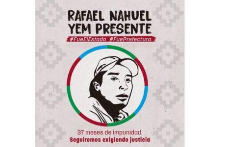 Nación Mapuche. 37 meses sin justicia por el asesinato del weychafe Rafael Nahuel Yem