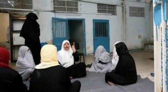 Palestina. La prisionera Aisha al-Afghani, entra en su quinto año de prisión