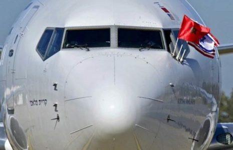 Marruecos. Los vuelos con «Israel» comenzarán dentro de dos meses