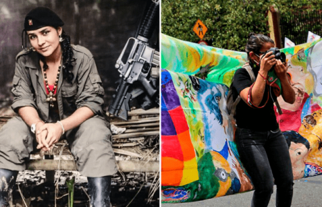 Colombia. Fotógrafa de las FARC, memorias de guerra