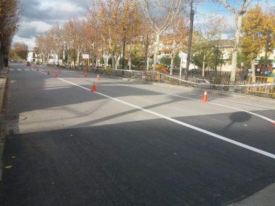 Nación Andaluza-Fuente Vaqueros rechaza la reordenación del tráfico en el Paseo del Prado y pide la vuelta a la situación anterior