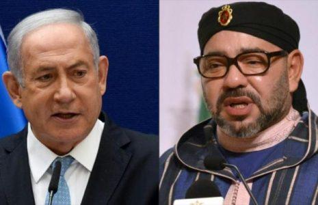 Israel. Netanyahu invita al rey de Marruecos a visitar próximamente Tel Aviv