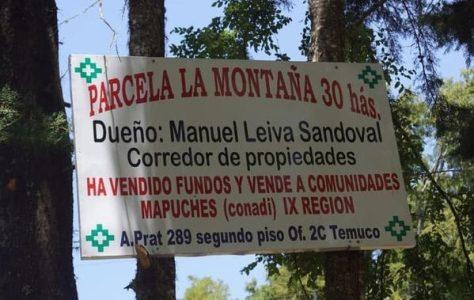 Nación Mapuche. Encuentro de Comunidades para enfrentar loteo inmobiliario