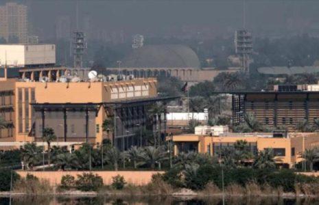 """Irak. Considera """"show"""" el ataque a embajada de EEUU"""
