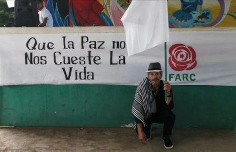 Colombia. Asesinan en el Cauca a Manuel Alonso, firmante del Acuerdo de Paz