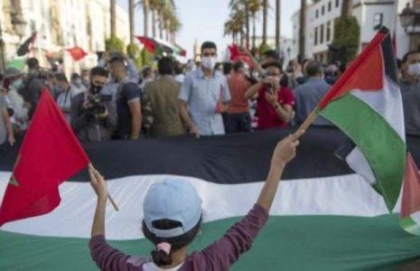 Marruecos. Protestas por normalización de lazos con Israel