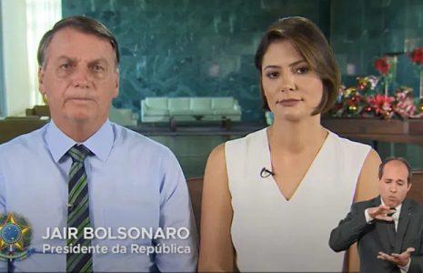 Brasil. El «regañó a Dios» por la pandemia, en el discurso de fin de año de Bolsonaro