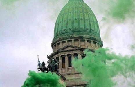 Argentina. Aborto Legal: «Senadores, ¡es ahora!»