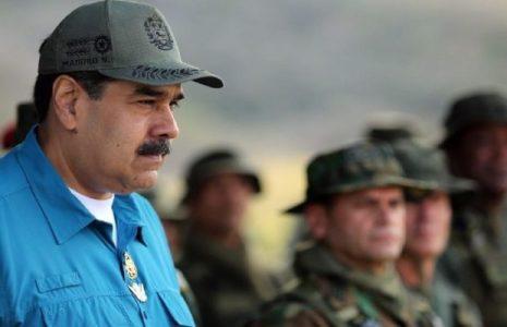 Venezuela. Maduro denuncia que Colombia prepara ataques contra unidades militares del país «a finales de este año o a principios de 2021»