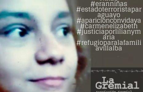 Paraguay. Los crímenes de lesa humanidad del gobierno de Mario Abdo Benítez