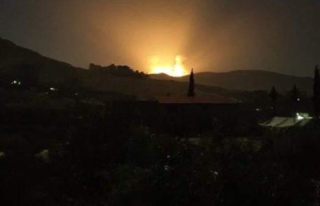 Siria. Un muerto y tres heridos en un ataque israelí cerca de Damasco