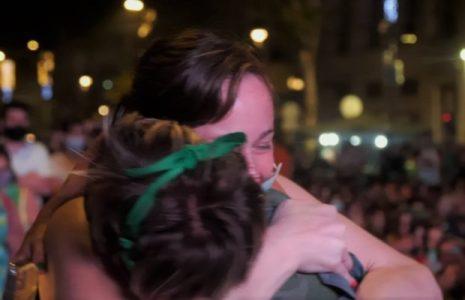 Argentina.#elabortoesley Gracias a las calles verdes a las luchas verdes (fotoreportaje de Resumen Latinoamericano)