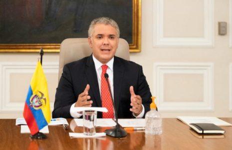 Colombia. La estrategia televisiva de Iván Duque se marchita