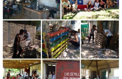 Argentina. La Escuela Campesina de Agroecología nació de la lucha, por eso se defiende