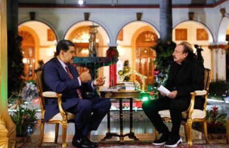 Venezuela. Entrevista al presidente Nicolás Maduro: «Aspiro a la reconciliación de los venezolanos»