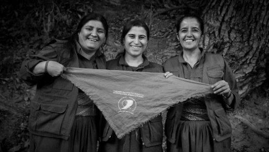 Feminismos. Desde Kurdistán celebran la legalización del aborto en Argentina
