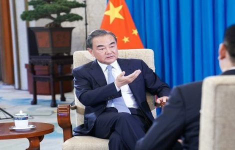China. Presenta enfoque de su diplomacia para el 2021