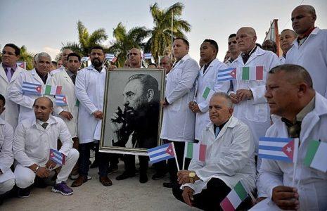 Internacional. La solidaridad cubana sigue haciendo historia, a 62 años de la Revolución