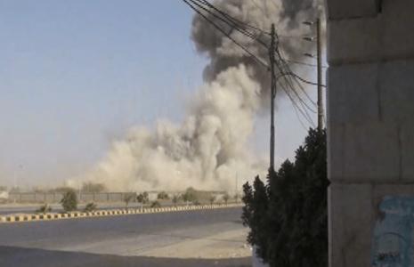 Yemen. Fuerzas de la coalición saudí atacan un salón de bodas en la provincia de Al Hodeidat