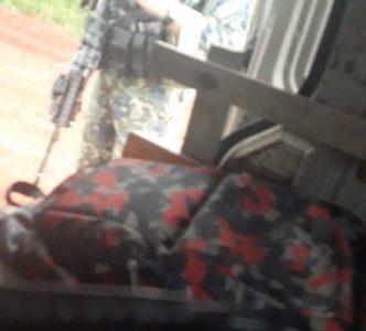 Paraguay. Delegación de la Gremial de Abogadxs ya está en zona del conflicto armado: Buscan rastros de la niña desaparecida